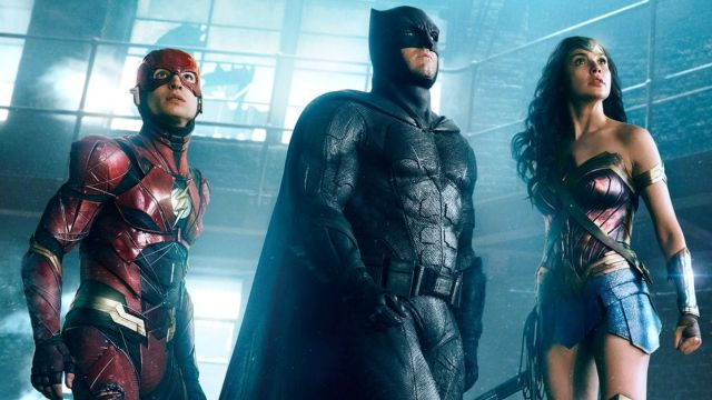 New Justice League Photo Brings Half the Team Together