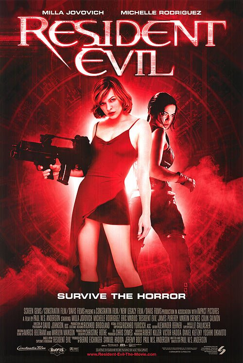 The Resident Evil story begins in the first Resident Evil.