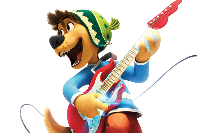 Rock Dog Trailer and Poster: The Animated Film Opens February 24
