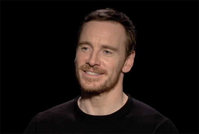 CS Video: Michael Fassbender and the Assassin's Creed Cast
