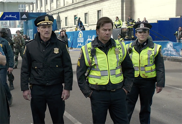 New Patriots Day Trailer Starring Mark Wahlberg