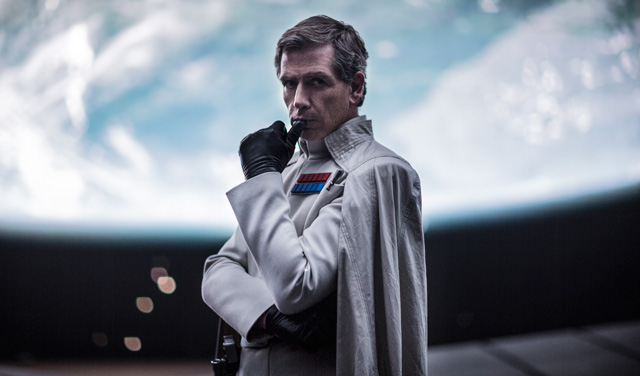 Interview with Rogue One's Ben Mendelsohn