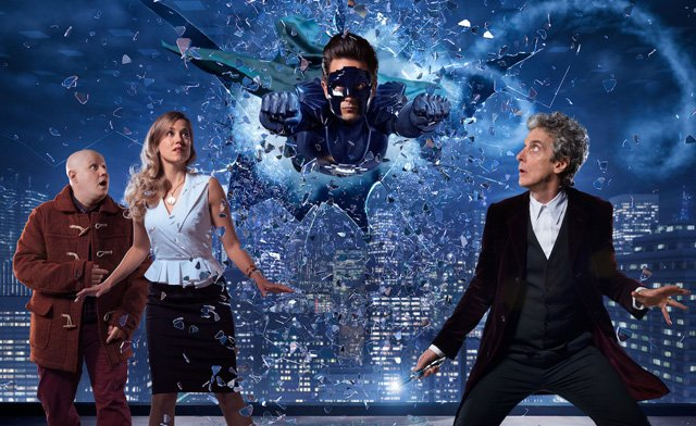 Doctor Who 2016 Christmas Special Trailer