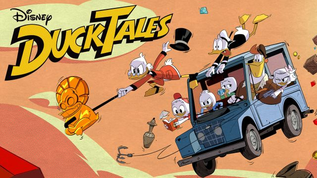 DuckTales Cast Revealed by Disney XD