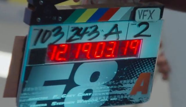 Fast 8 Teaser Coming December 11, New Video Goes Behind the Scenes