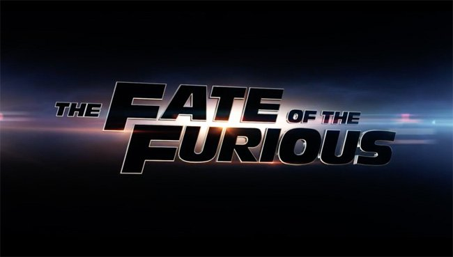 The Fate of the Furious Trailer Races Online!
