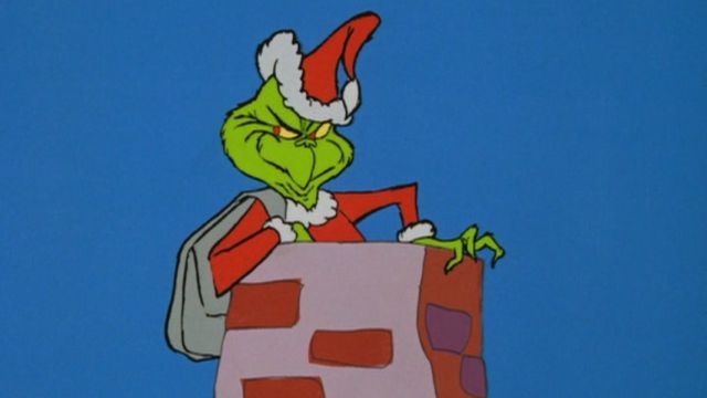 A Christmas Movie for Your Baby Cousin: How the Grinch Stole Christmas!