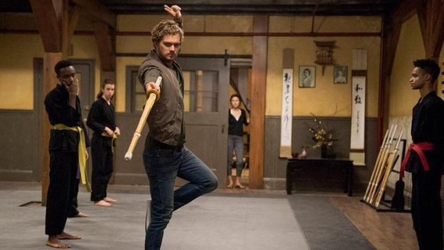 New Marvel's Iron Fist Photos Officially Released