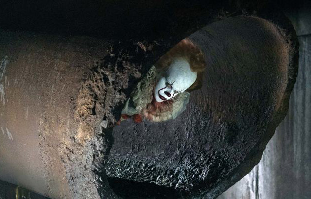 New Pennywise Photo from Stephen King's IT