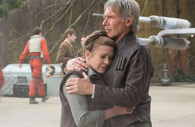 Carrie Fisher Had Finished Filming Star Wars: Episode VIII