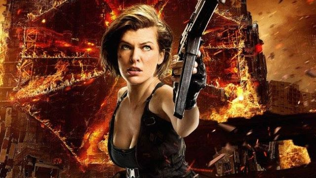 Resident Evil: The Final Chapter Character Posters Come Together