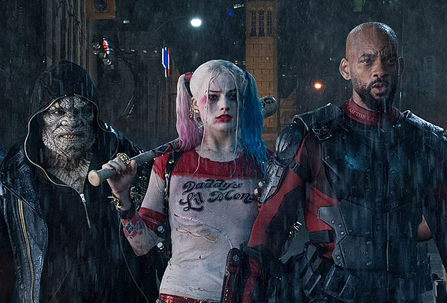 Makeup Oscar Finalists Include Suicide Squad, Deadpool and More