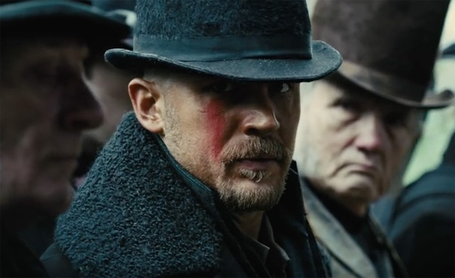The New Taboo Trailer Featuring Tom Hardy