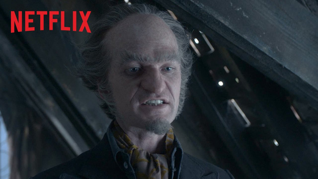 New Trailer For Netflix's A Series of Unfortunate Events