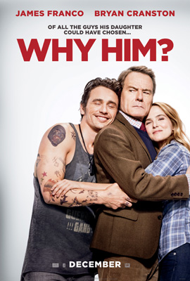 Why Him? Review at ComingSoon.net