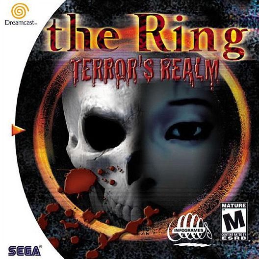 The Ring franchise also includes a video game.