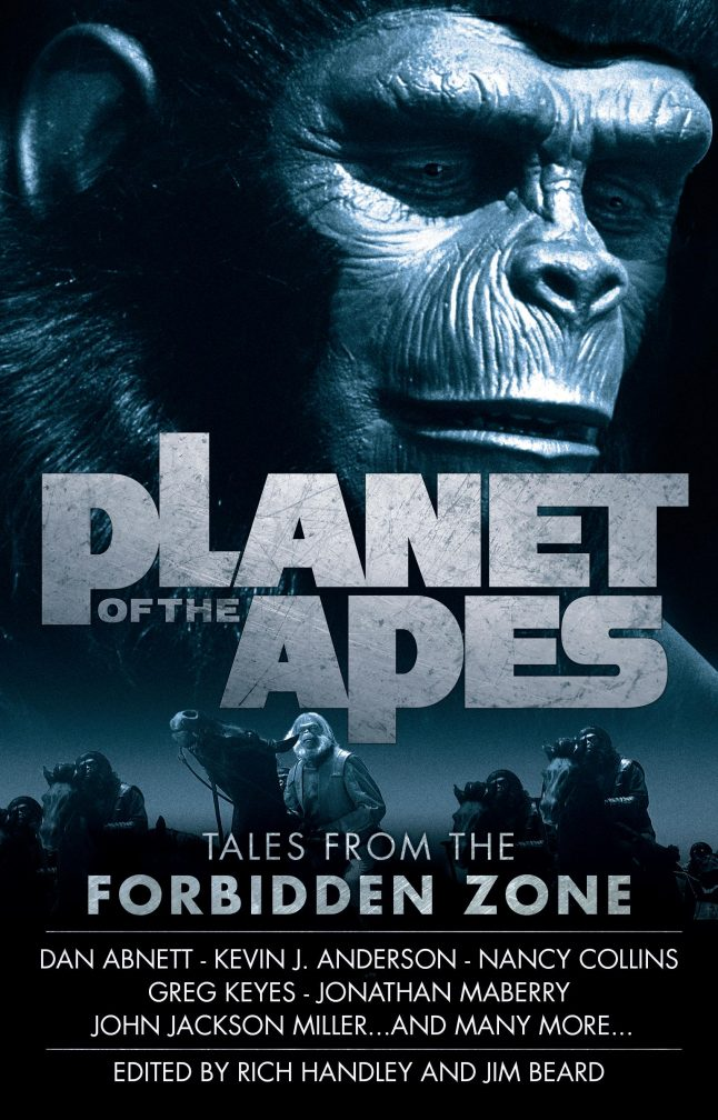 Win A Copy of Planet of the Apes: Tales From the Forbidden Zone