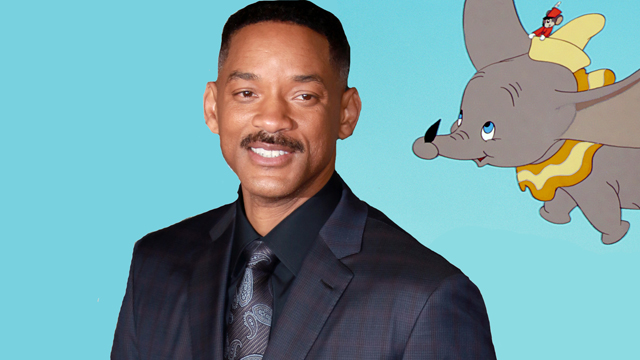 Will Will Smith headline the live action Dumbo movie?