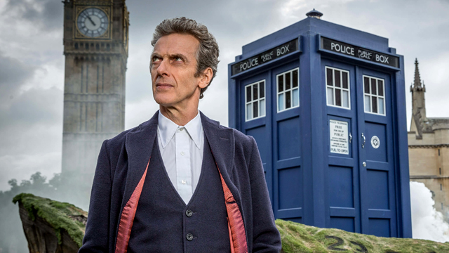 Peter Capaldi Stepping Down as 'Doctor Who'