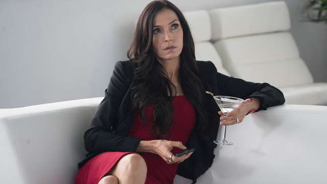 Watch Famke Janssen in the first Blacklist: Redemption trailer.