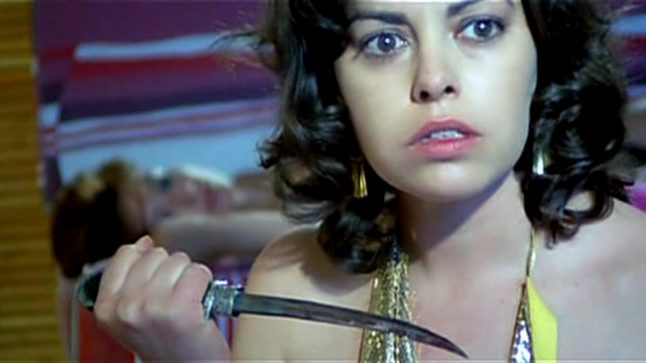 Jess Franco's Night Has a Thousand Desires Blu-ray Review