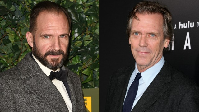 Ralph Fiennes, Hugh Laurie Join Will Ferrell in Holmes and Watson