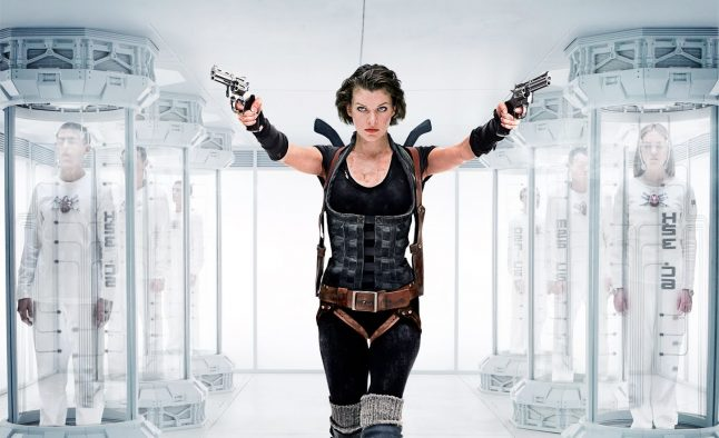 Resident Evil Movie Props to be Auctioned Off This Month