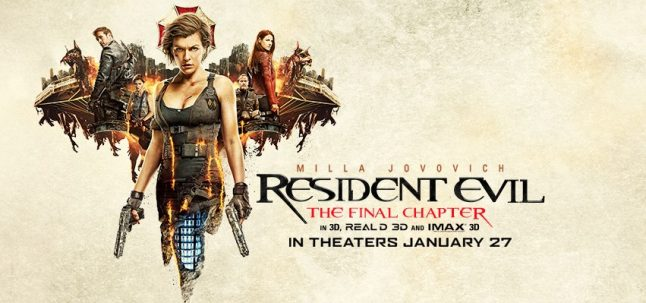 Resident Evil: The Final Chapter 360° Experience Takes You to The Killing Floor