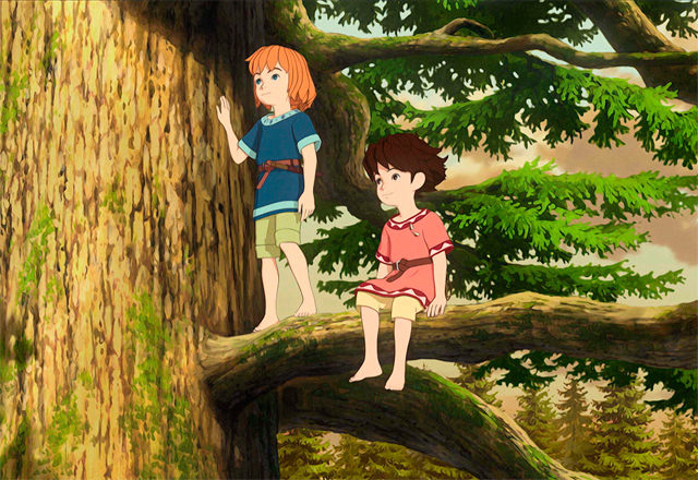 Ronja, the Robber's Daughter Trailer for New Studio Ghibli Series