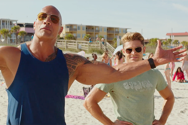 Baywatch International Trailers Are Here in Slow-Mo!