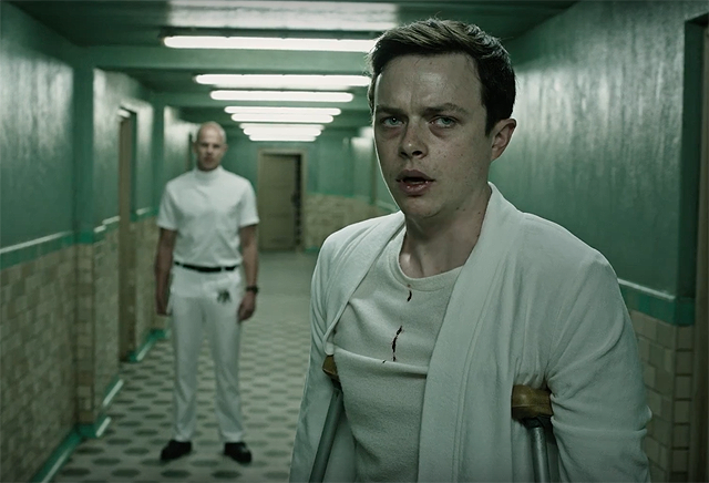 Cure for Wellness Clip Traps Dane DeHaan in a Hallway