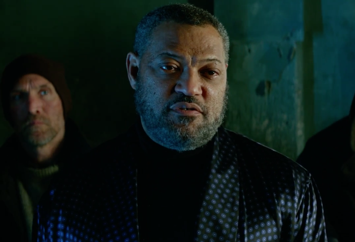 John Wick: Chapter 2 Clip Brings Laurence Fishburne for a Matrix Reunion