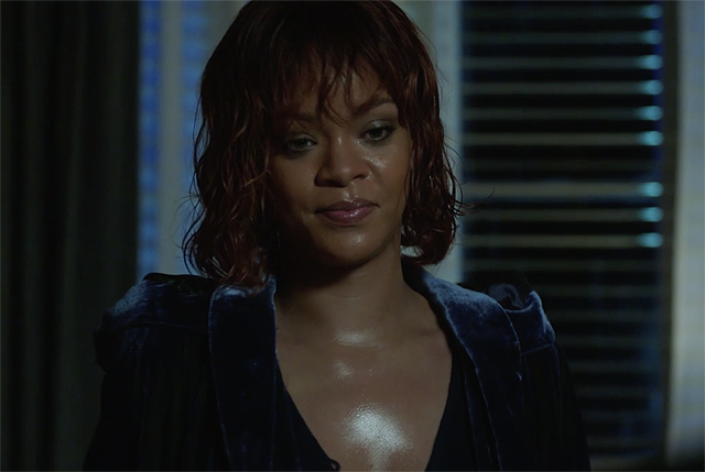 Rihanna as Marion Crane in Bates Motel Season 5 Trailer