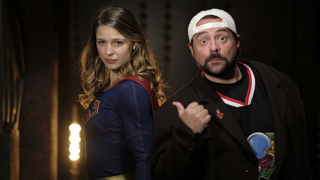 Supergirl Lives in new photos from episode 2x09, directed by Kevin Smith!