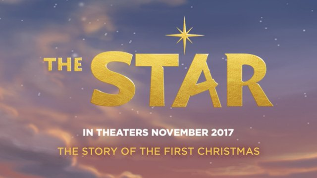 The Star is next up on the Sony Pictures Animation presentation.