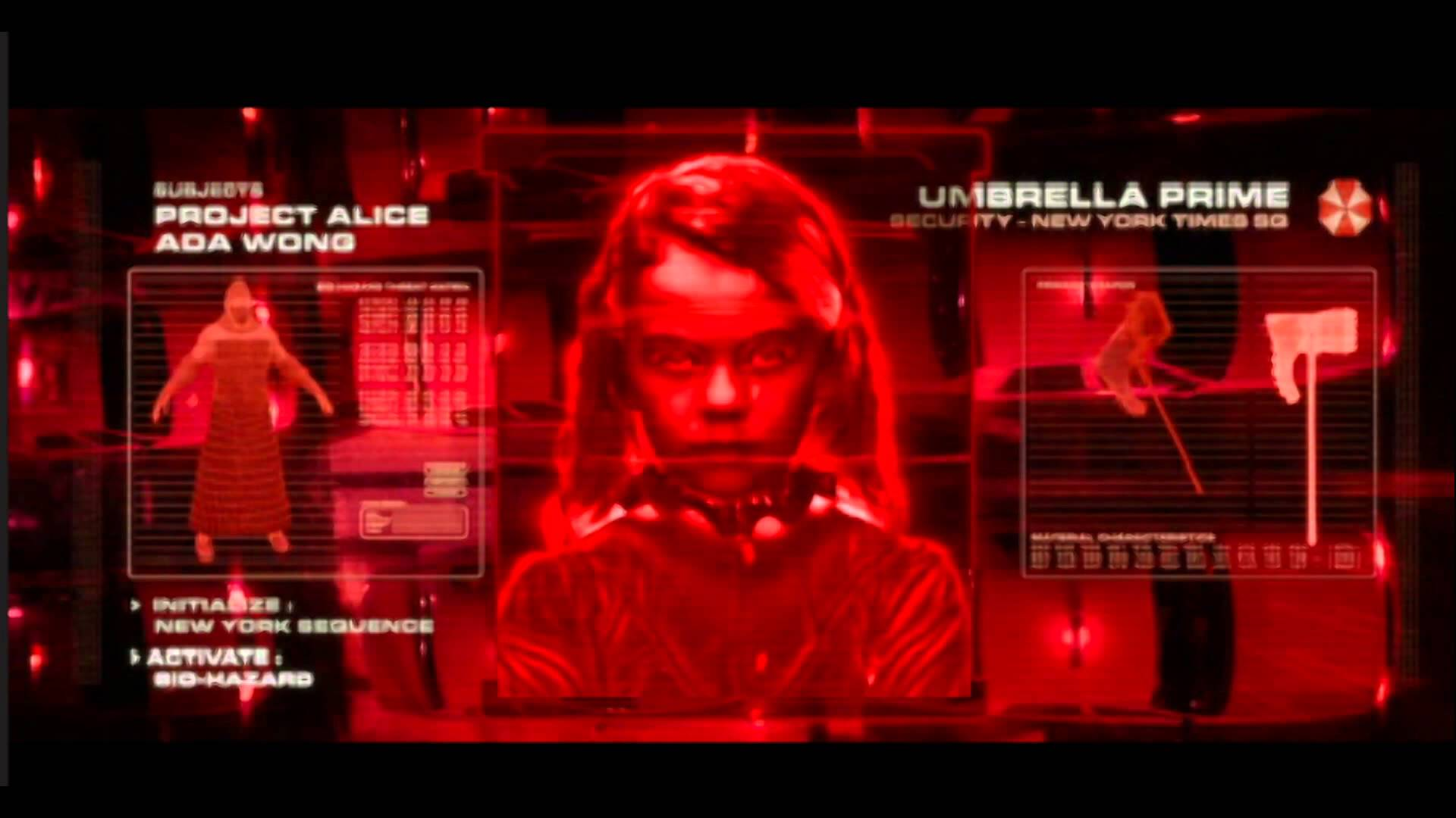 Resident Evil Characters Guide Comingsoon Net