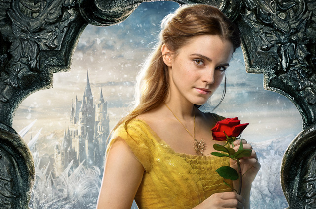 12 Beauty and the Beast Character Posters Released