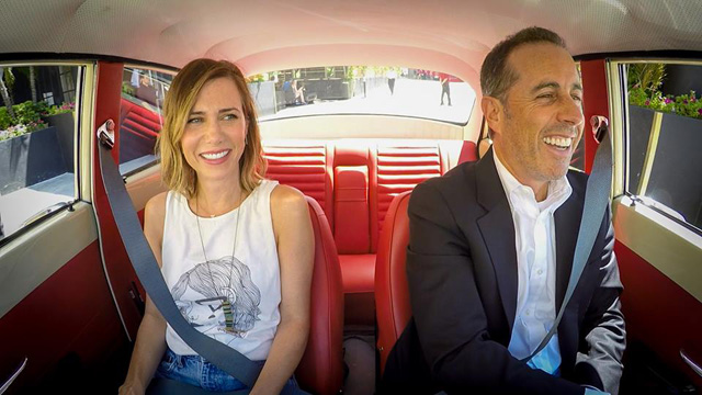 Comedians in Cars and Two Seinfeld Stand-Up Specials Coming to Netflix