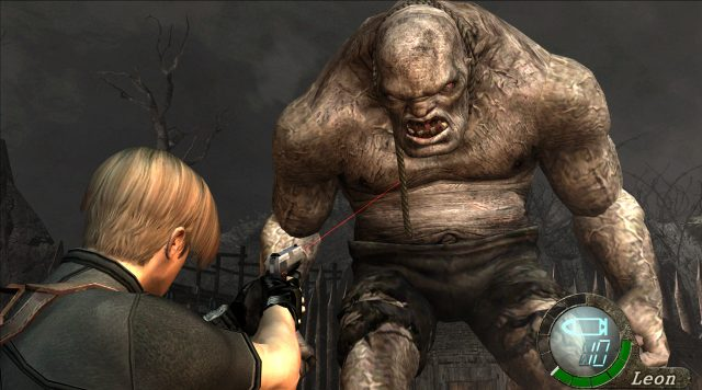 El Gigante is, appropriately, one of the biggest Resident Evil bosses.