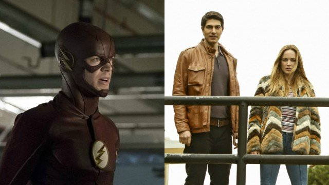 Clips from The Flash and Legends of Tomorrow Midseason Premieres