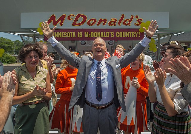 New The Founder Trailer Has Food, Folks and Fraud