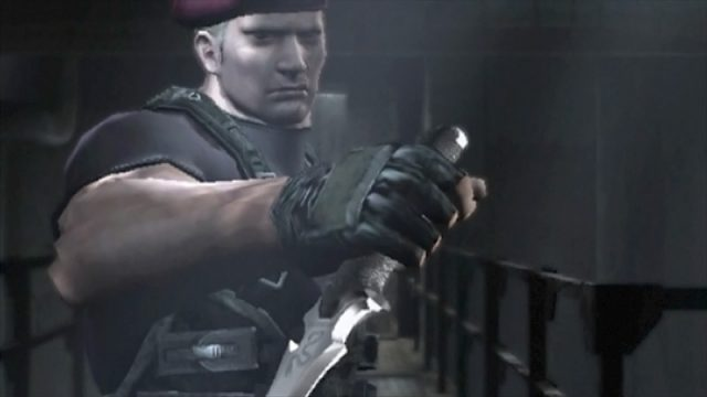 And now our Resident Evil bosses guide comes to Krauser.