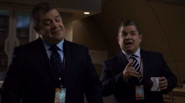 Patton Oswalt, Patton Oswalt, and Patton Oswalt to Return to Agents of SHIELD