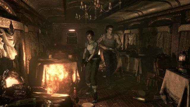 The next Resident Evil game was Resident Evil Zero.