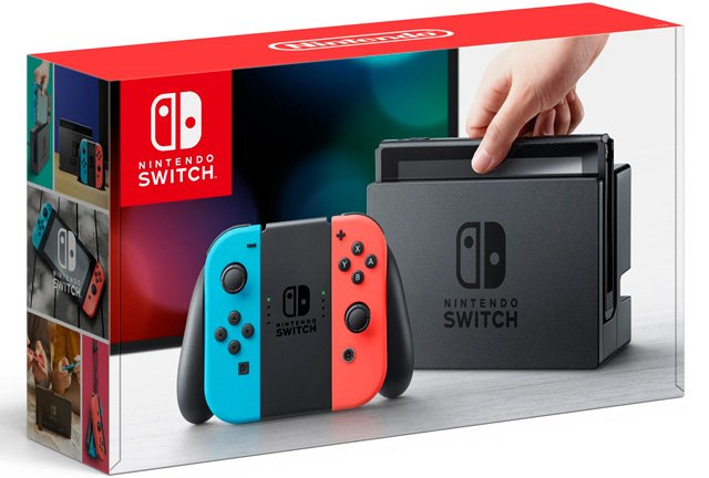 Nintendo Switch Release Date, Price and Games Revealed