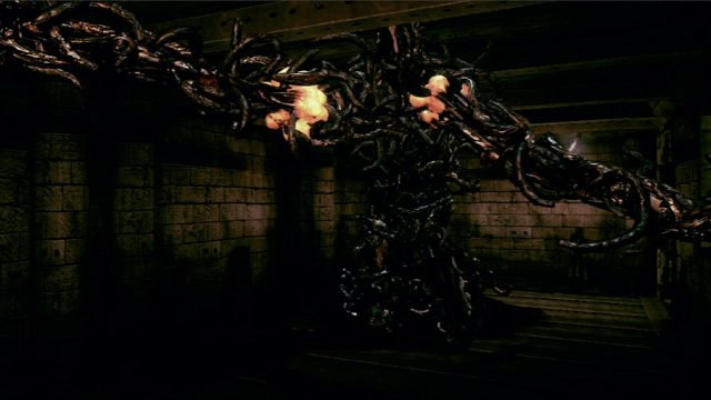 Uroboros is another important one of the Resident Evil bosses.