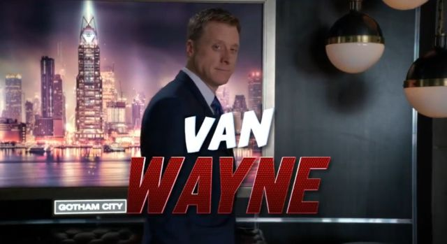 Meet Bruce Wayne's Cousin in New Powerless Promo