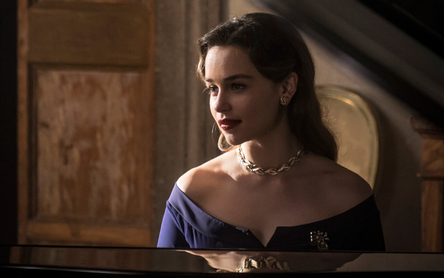 Emilia Clarke Photos from Voice From the Stone