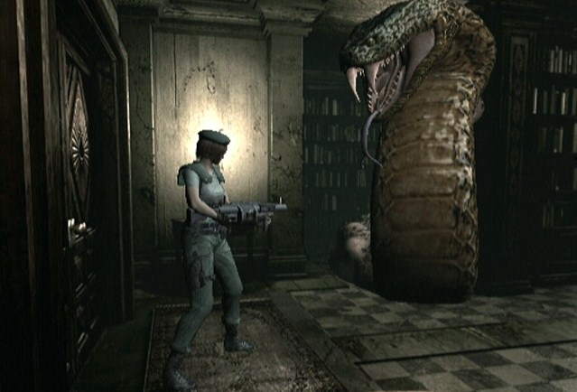 Yawn is a very terrifying addition to the Resident Evil bosses guide.