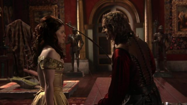 Once Upon a Time Skin also offered its own Beauty and the Beast adaptations.